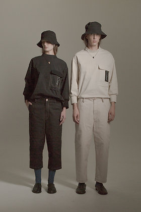 UTILITARIAN UNISEX COUPLE SHIRTS