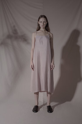 CUPRO SLIPDRESS