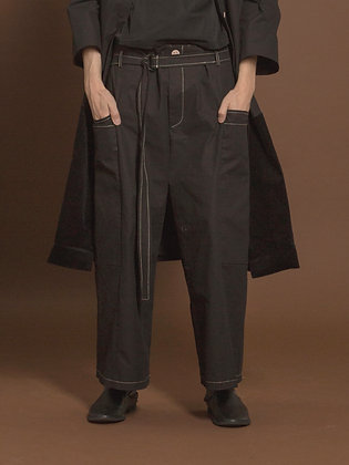 UTILITARIAN COUPLE TROUSERS