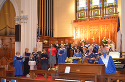Easter 2015 - Choir