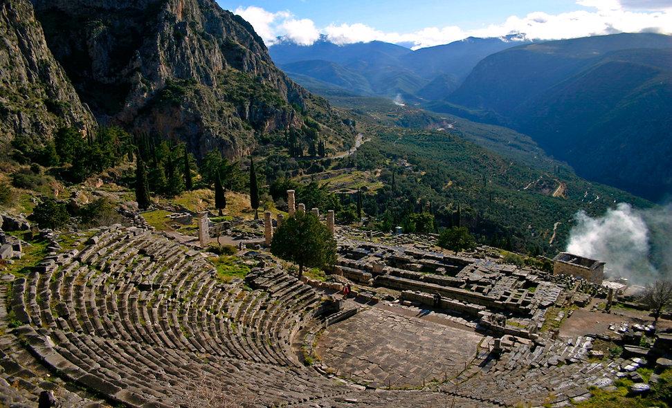 Delphi private tour