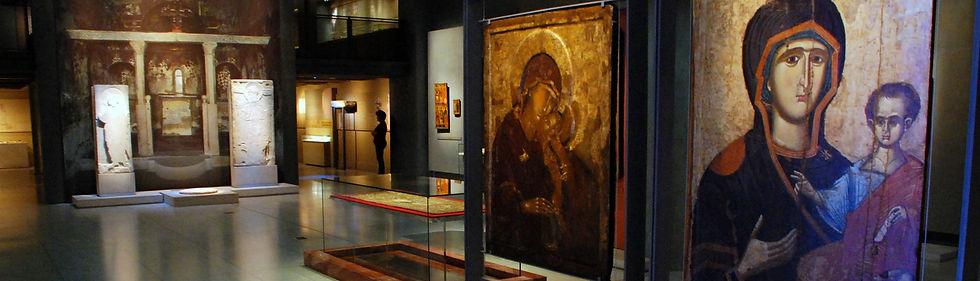 Thessaloniki tour - Byzantine Museum- Macedonia