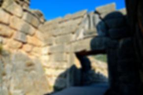 Mycenae Tour Acropolis/ Agamemnon palace/ Atreas & Klytemistra Tombs