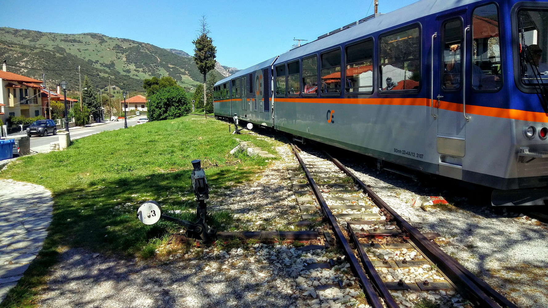 KALAVRYTA TRAIN