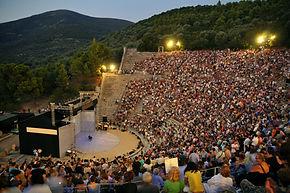 Epidaurus Theatre tour