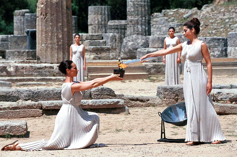 Ancient Olympia Games private tour/ Olympic Games