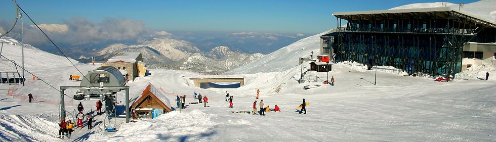 Visit Mount Parnassos/ Korykion Andron/ Ski resort in Greece