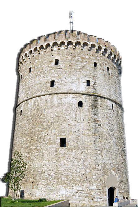 Thessaloniki tour - White TowerMacedonia
