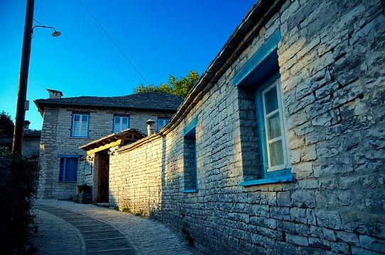 Stone Houses / Zachorochoria