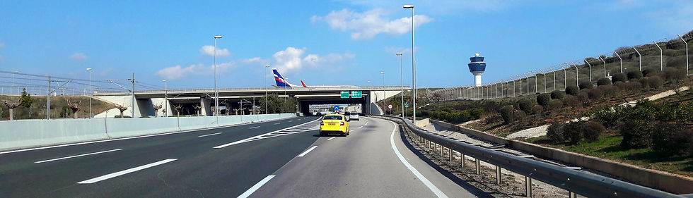 Athens aiport, Piraeus port private transfers / Transportation