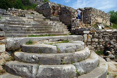 Macedonia tour Philippi