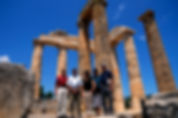 Private tours in Classical Greece