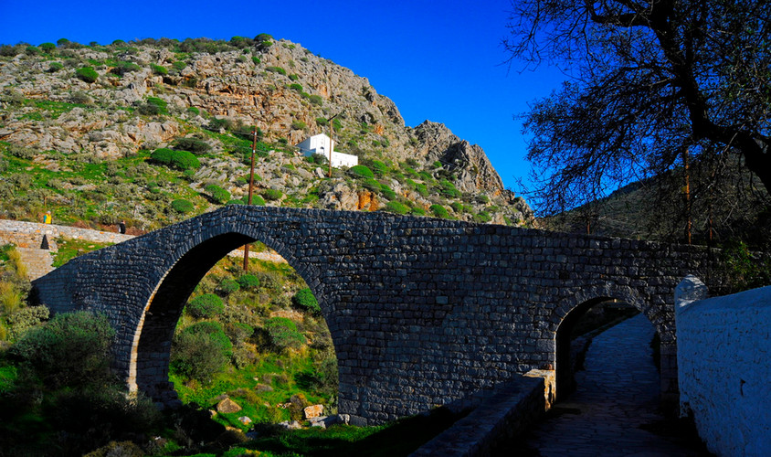 HYDRA STONE BRIDGE