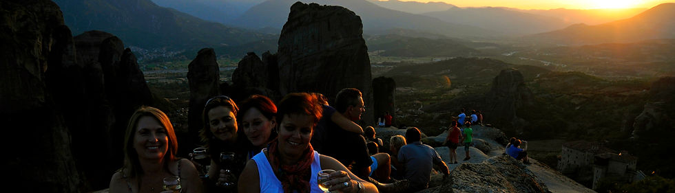 Meteora Private Tour/ Orthodox monasteries