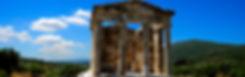 Ancient Messini/ Ithomi- Peloponnese Tour