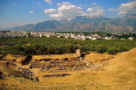 Visit Ancient Sparta