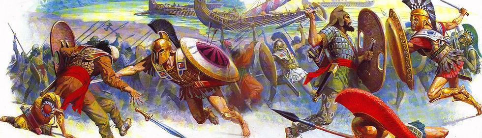 Marathon Battle/ Herodotus History Marathon Battle 490 BC