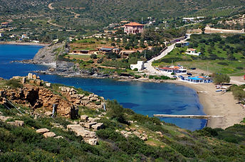 Cape Sounion  private tour Poseidon Temple/Lavrion port
