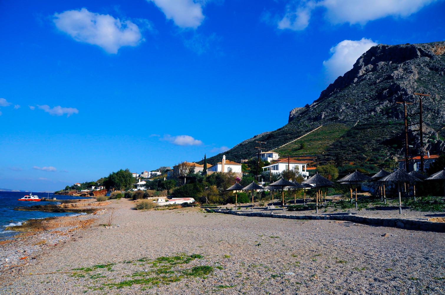 HYDRA VLYCHOS BEACH