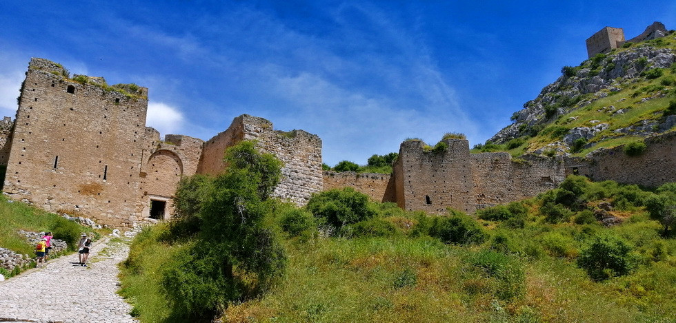 ACROCORINTH CASTLE TOUR