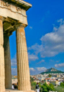 Athens Corinth private tour