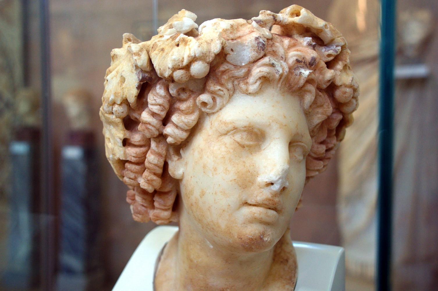 ANCIENT CORINTH - MUSEUM