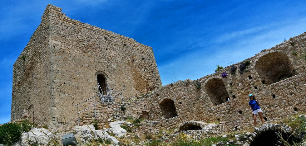 ACROCORINTH TOWER