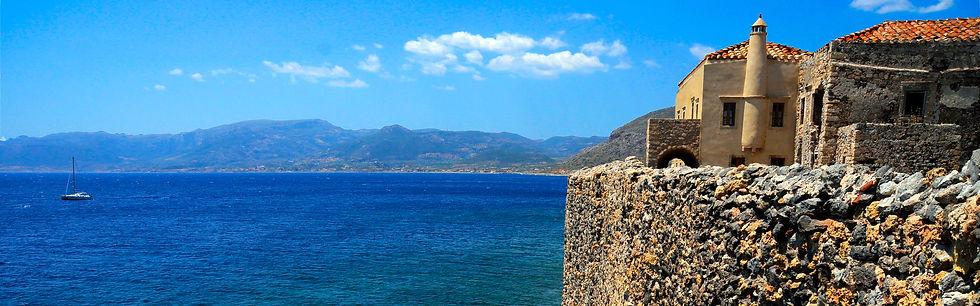 Monemvasia Peloponnese tour