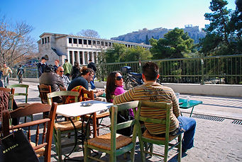 Athens guide/ Athens Hot spots/ Visit Athens an open museum