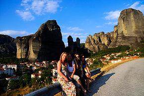 Meteora Monastery tour