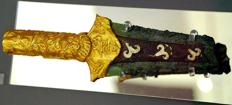 Mycenaean sword