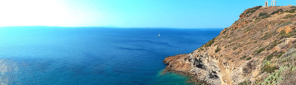 Cape Sounion- Poseidon temple Touro & Poseidon temple / Sunset tour