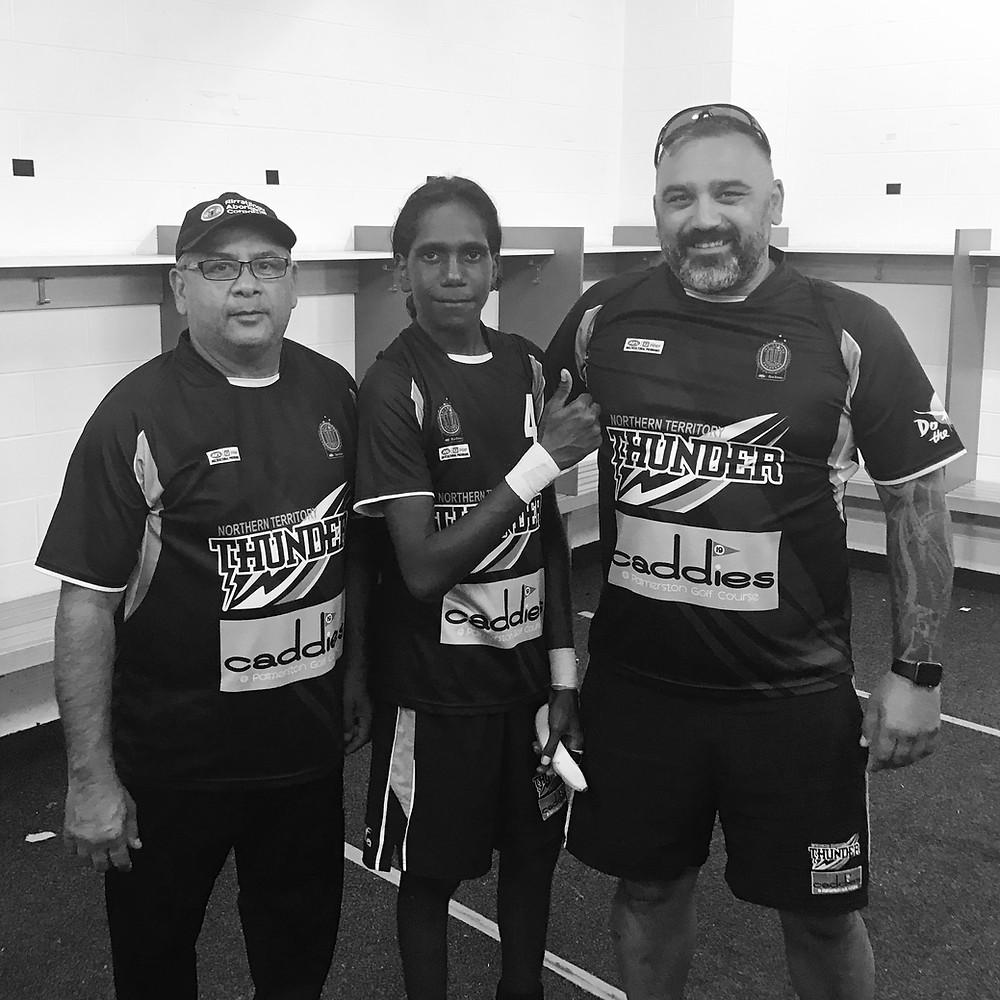 Djarrak FC NT Representatives
