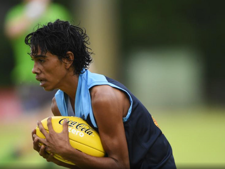 MUNUNGGURR NOMINATED ROUND 6 NTFL RISING STAR