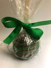 Chocolate Dipped Apple