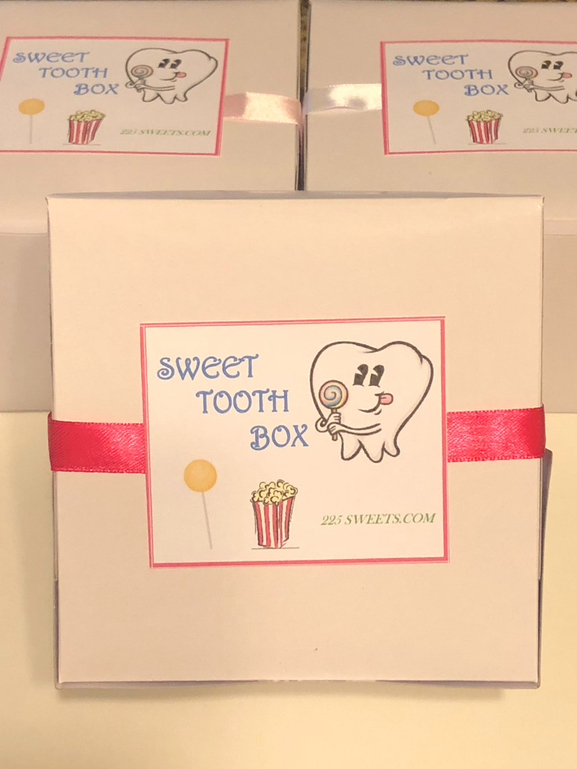 Sweet Tooth Box