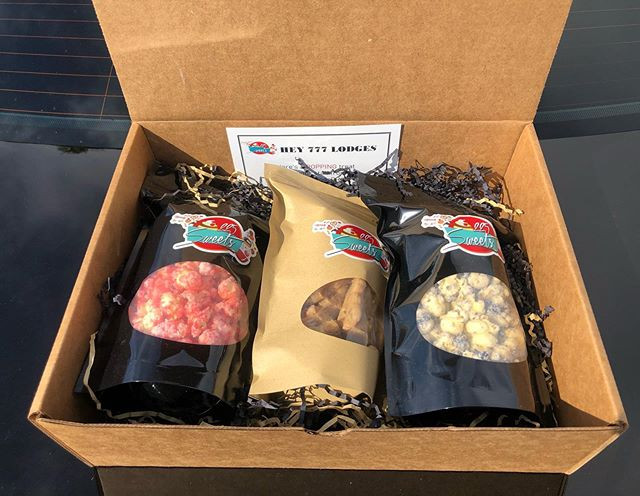 $35 Company Box includes 2 flavored popc