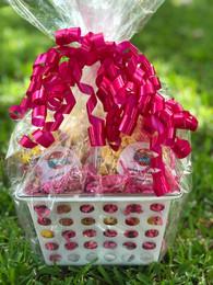 Pink Treat Basket