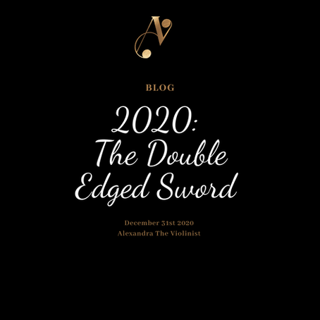 2020: The Double Edged Sword!