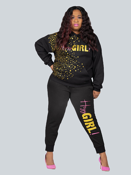 Heyy Girl Jogging Suit