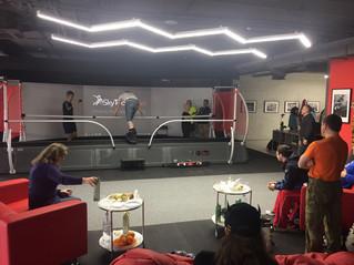 Мастер-классы в новом центре на Водном стадионе состоялись!