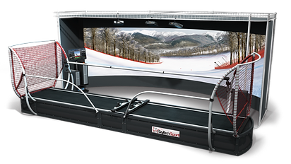Pricing on President Lux Downhill Pro Ski and Snowboard Simulator