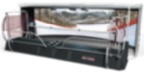Pricing and specs on Olymp Downhill Pro Ski and Snowboard Simulator