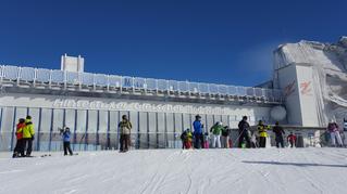 Мы покорили высочайшую горнолыжную зону Австрии!