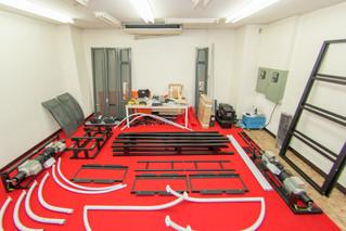 Горнолыжный тренажер SkyTechSport в Японии