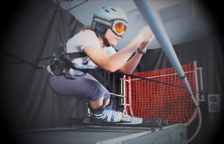 3D Panorama Downhill configuration os alpine simulators