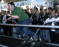 Отзыв чемпиона паралимпийских игр в Турине