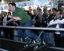 Gianmaria Dal Maistro, Paralympic Champion in Torino 2006
