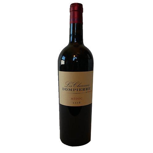 Château Dompierre Les Charmes Dompierre, rouge 丹陛酒庄2018年梅多克干红葡萄酒