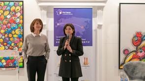 Sophie Marceau devient actionnaire de MaFrance